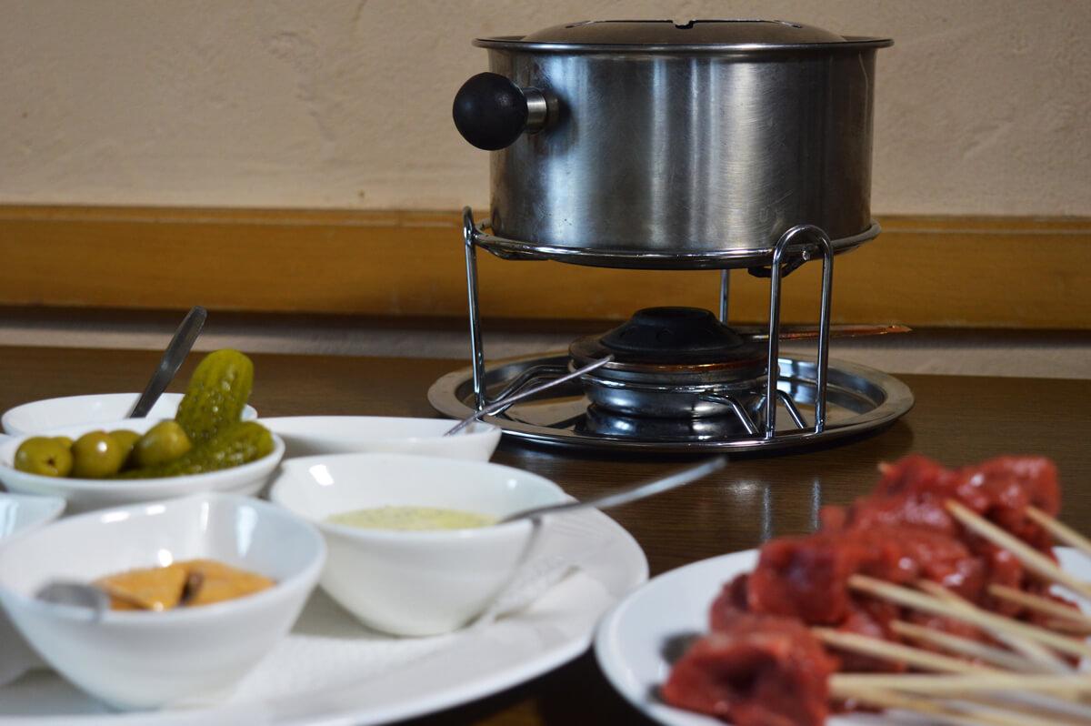 restaurant specialites fondues le jorat